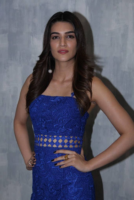 Kriti Sanon Photo Shoot Stills At New Year Celebrations Plans In 2017