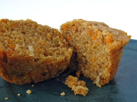 Sundhed og livsstil: Sunde gulerodsmuffins