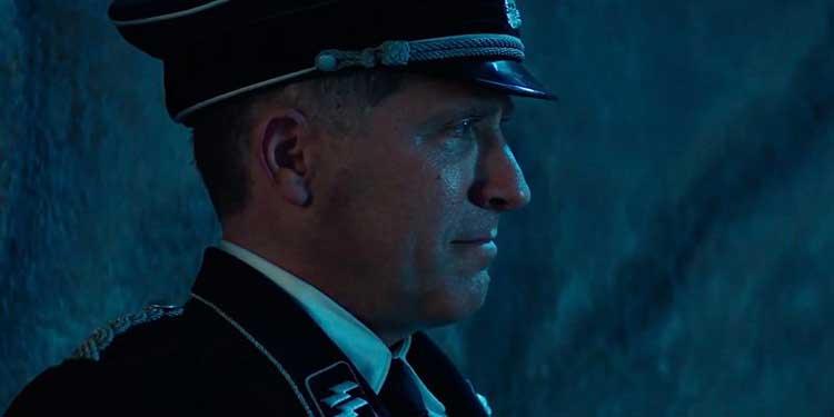 The Nazi Brucke makes his move on Stargate Origins.