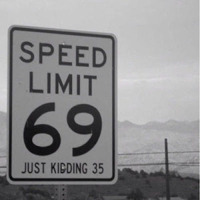 Speed limit - Sign Boards That Desperately Needs Explanation