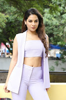Tanya Hope in Crop top and Trousers Beautiful Pics at her Interview 13 7 2017 ~  Exclusive Celebrities Galleries 052.JPG
