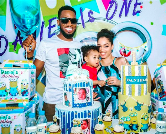 'Together we will pass every test' - Dbanj dedicates emotional song to wife following death of their son