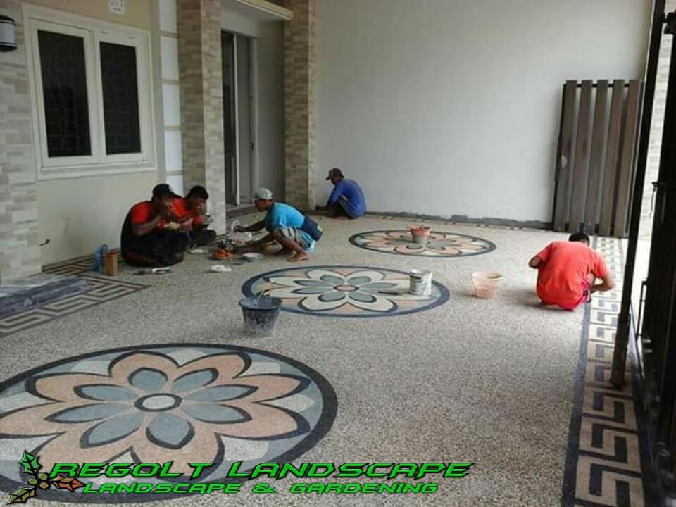 Jasa Pembuatan Batu Sikat Carport Solo, Klaten, Seragen