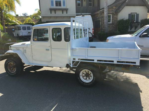 1984 Toyota Land Cruiser HJ47 For Sale