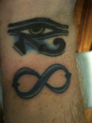 Glam Paradise Tatuaże Adama Lamberta