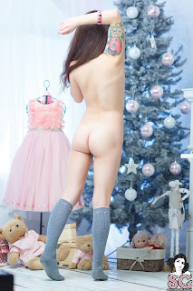 Floxy - Suicide Girls - Santa's Call - Jan 04, 2016
