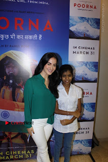 The Red Carpet Of The Special Screening Of Poorna  0002.JPG