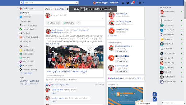 Share template facebook parody cho blogspot