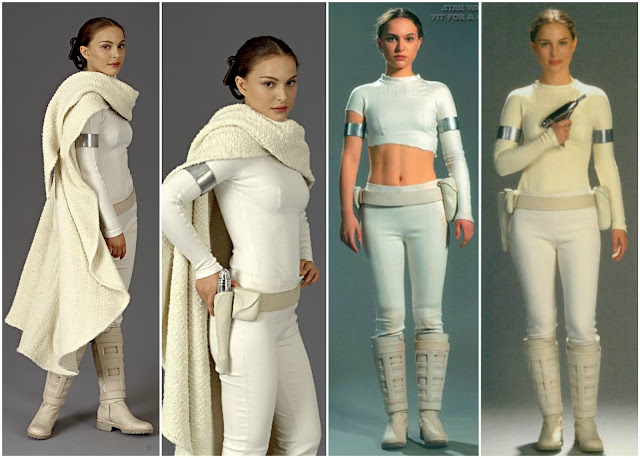 custome padme amidala disfraz star wars