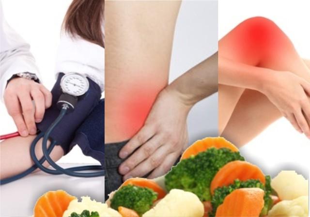AWAS! Penderita Darah Tinggi, Asam Urat, Kolesterol Tinggi, dan Penyakit Ginjal WAJIB DIET Dari Makanan Ini