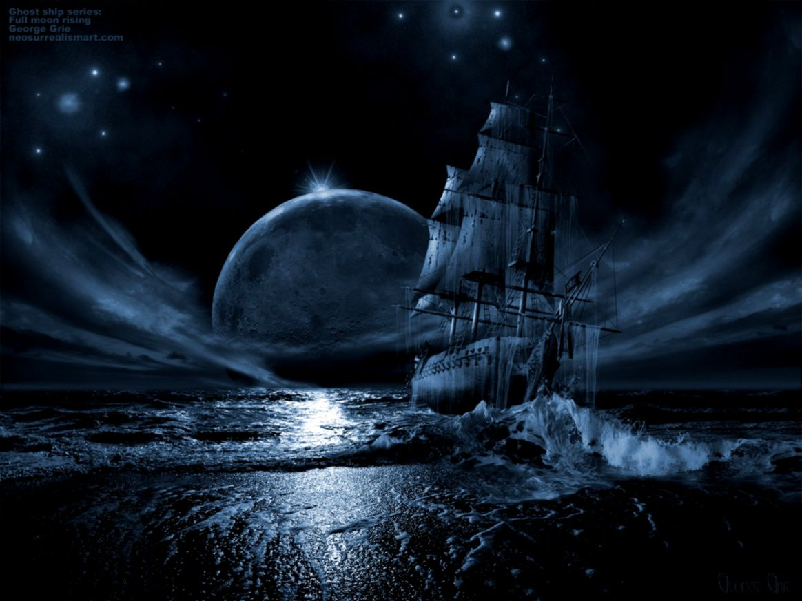 3d Ghost Ship Wallpaper Hd All Hd Wallpapers Gallery
