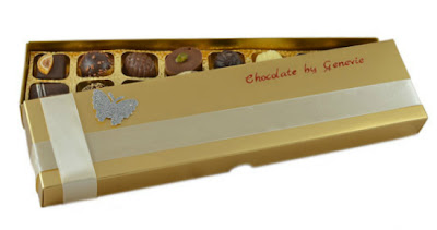 Chocolate by Genevie, Belgian Chocolates, Personalised Chocolate gifts