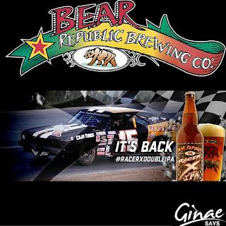 Craft Beer Menu Monday: Bear Republic Brewing Co