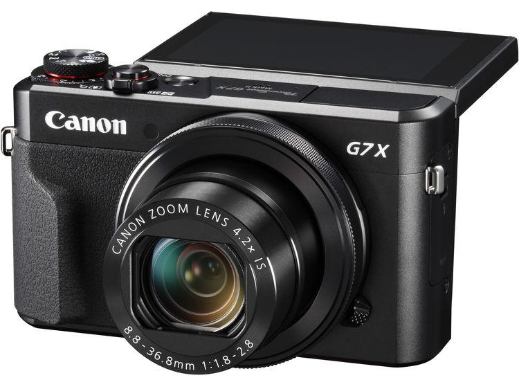 Фотокамера Canon PowerShot G7 X Mark II