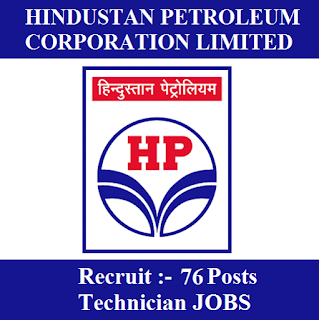 Hindustan Petroleum Corporation Limited, HPCL, Technician, Graduation, freejobalert, Sarkari Naukri, Latest Jobs, hpcl logo