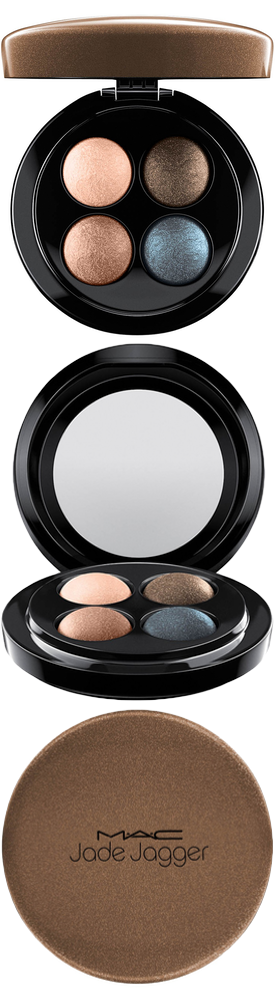 M·A·C Mineralize Eyeshadow X Jade Jagger/0.07 oz Burning Nights