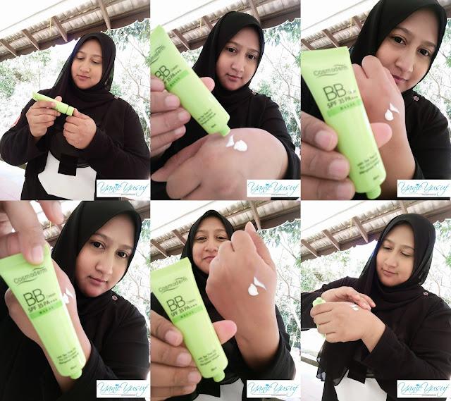 BB Cream, BB Cream Tea Tree Oil (code 01)