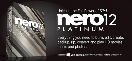 nero 12 platinum download