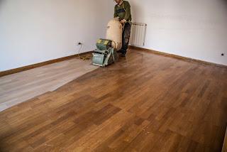 lijar suelo de madera