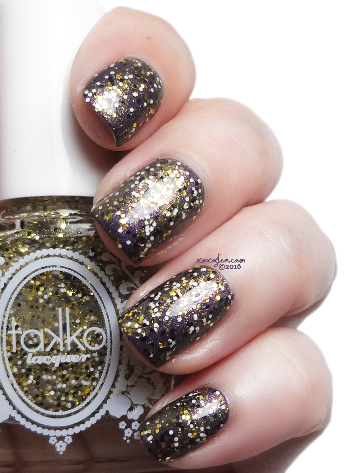 xoxoJen's swatch of Takko Cruella
