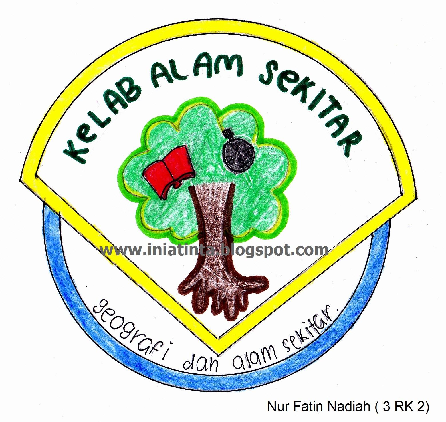 Tinta-tinta Ilmu: Logo Persatuan Geografi Dan Alam Sekitar