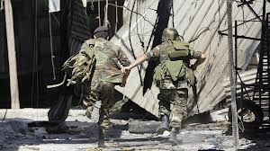 SECOND POST - AUGUST 25, 2012 - DARAYYA CLEANSED OF TERRORIST PLAGUE, CITIZENS URGED TO WAIT AS THE SYRIAN ARMY DESTROYS TUNNELS 1