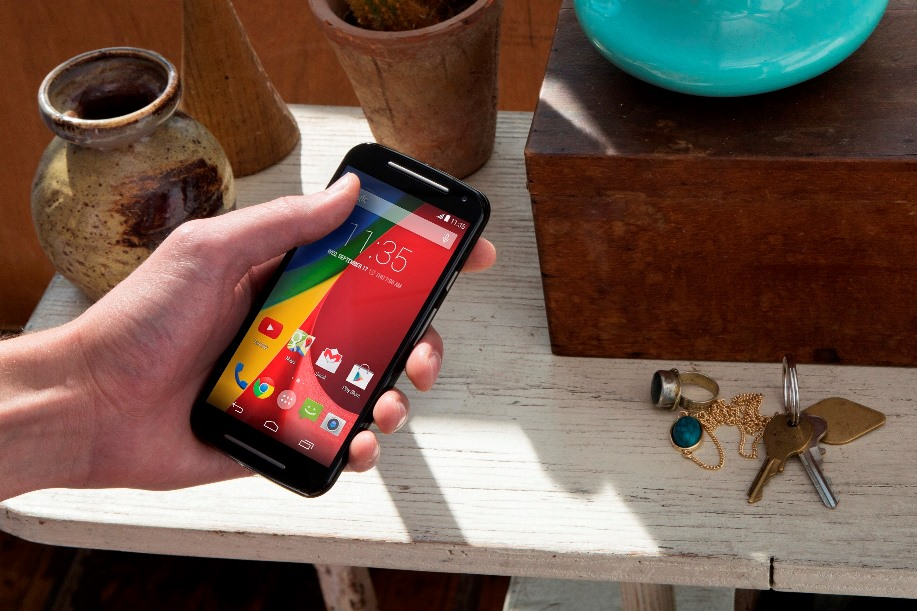 Differences between Moto G 2013 and 2014