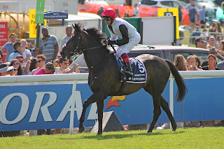 Frankie Dettori goes to post in the 2015 Derby on Golden  Horn, which he considers the best horse he has ridden