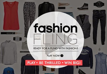 Myntra Fashion Fling Contest : Play to match the Pair & Win Prizes