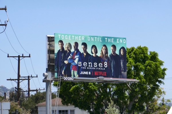 Sense8 series finale billboard