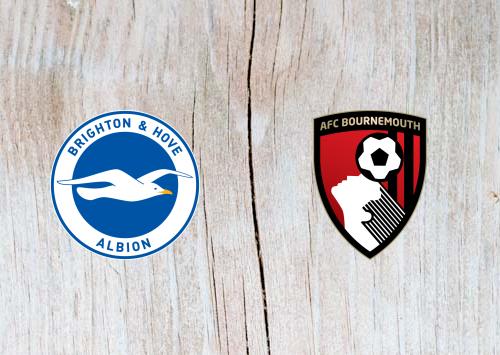 Brighton vs Bournemouth - Highlights 13 April 2019