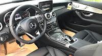 Nội thất Mercedes C300 AMG 2017 đã qua sử dụng màu Bạc