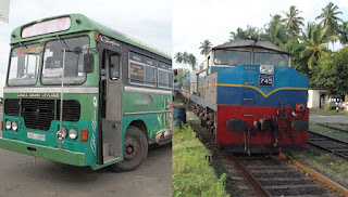 Railways & buses to strike