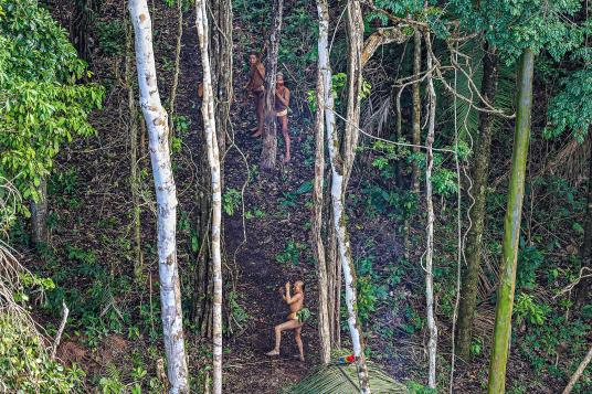 National Geographic shares photos of an unreached tribe in the Amazon and it is incredible to see.