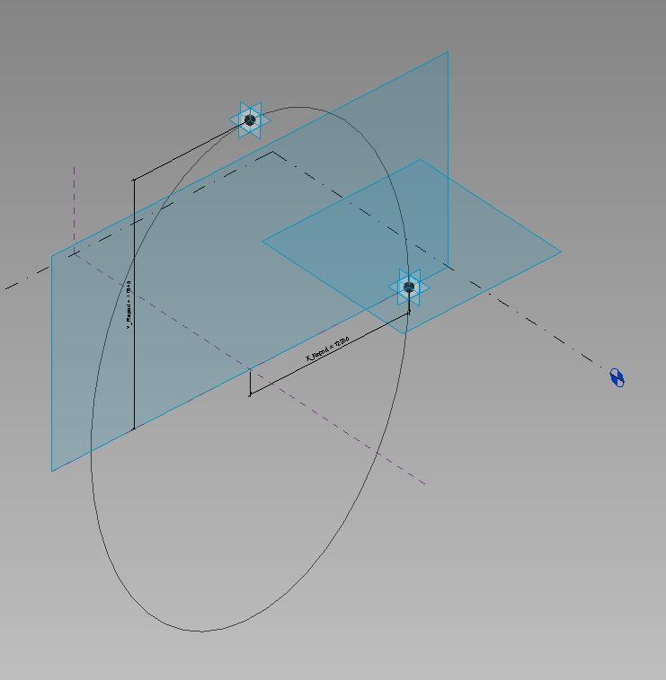 BIM Troublemaker: Parametric Ellipsoid