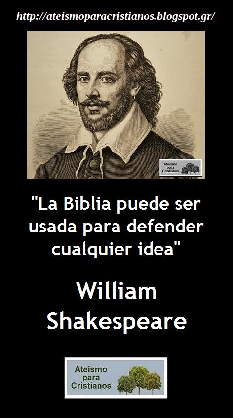 Ateismo Para Cristianos Frases Célebres Ateas William