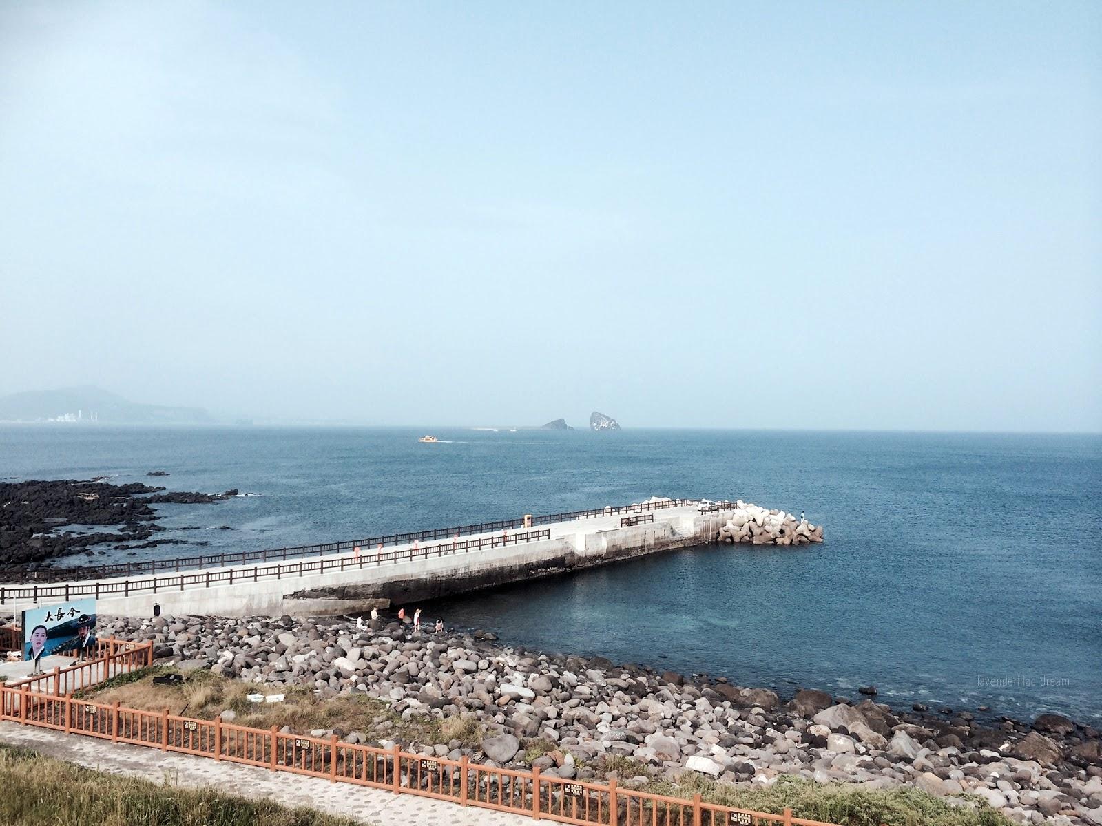 South Korea, Yonsei University, YISS 2014 Field Trip to Jeju Island, Songaksan, Songak Mountain