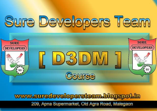 Diploma in 3D Max [D3DM]