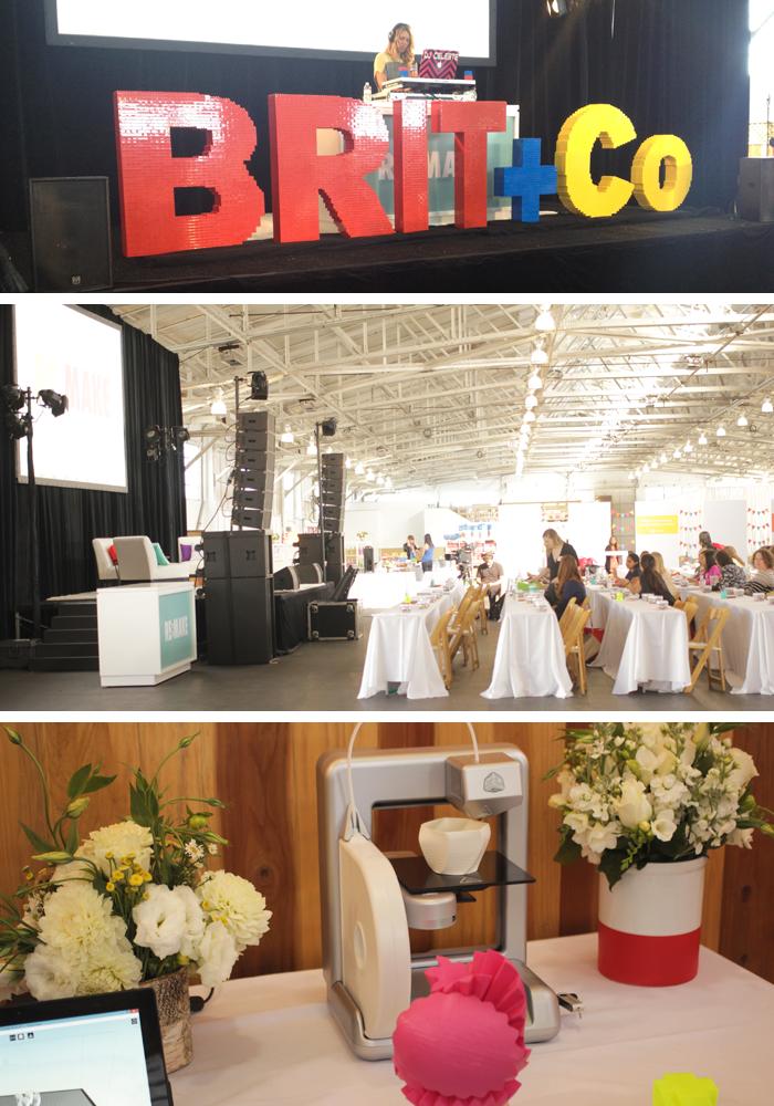 Brit & Co Re:Make2013, 3D Printing