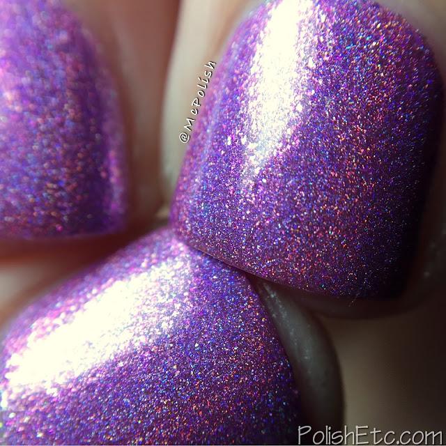 Cupcake Polish for Color4Nails - Whimsy - McPolish