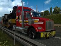 GTM Kenworth T800 ETS2 1.31