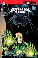 Os Novos 52! Batman e Robin #34