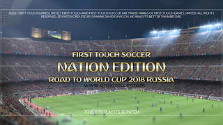 FTS 3D Patch Nations Edition by Danank Android