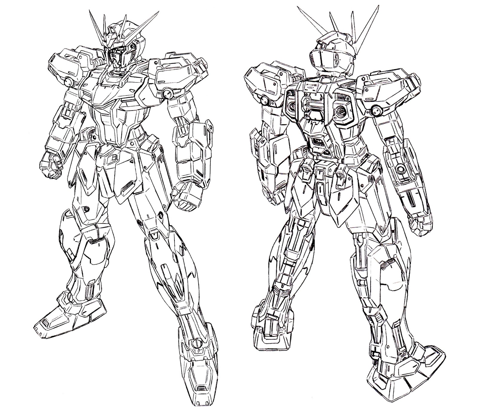 星仔走天涯: MG Aile Strike Gundam Ver.RM再度爆Seed