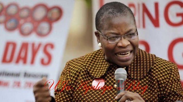 Buhari's Discussion With World Bank President Not Unusual, Ezekwesili Says.