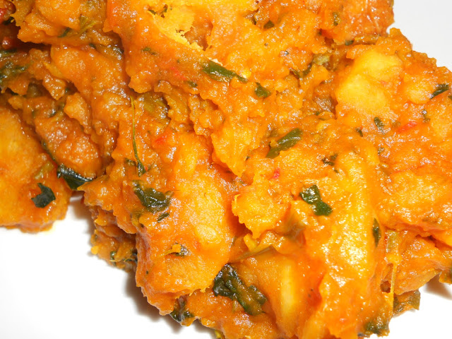WAZOBIA RECIPE: Learn how to make Nigerian Yam Porridge (ASARO)