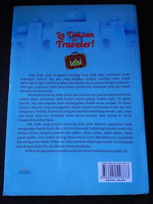 Sinopsis Buku La Tahzan For Traveler
