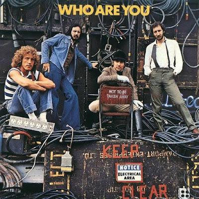 """Portada del álbum """"Who are you"""""""