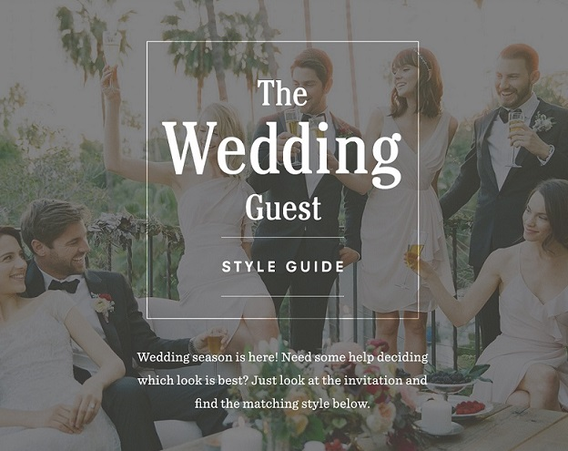 Wedding Tones The Wedding Guest Style Guide