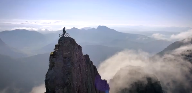 The Ridge video of Danny Macaskill